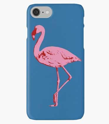 flamingo-iphone-case